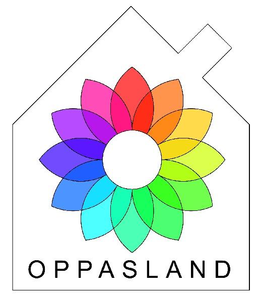 Logo Gastouderopvang Oppasland, gastouder bij gob inZicht